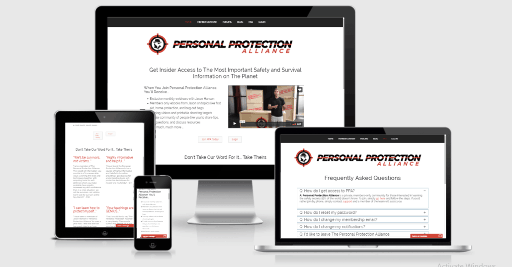 Personal Protection Alliance