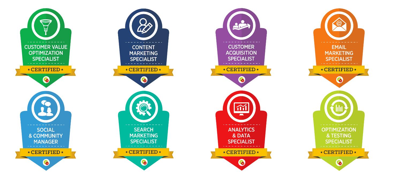 Digital Marketer Certifications